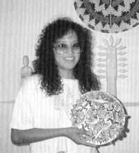 Picture of Aggie Henderson Poncho Acoma Pueblo