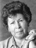 Picture of Anita Suazo of Santa Clara Pueblo
