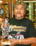 Picture of Arthur Holmes Sr. Hopi Pueblo