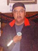 Picture of Benjamin Tzuni Jr Zuni Pueblo