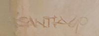 Roseta Santiago signature