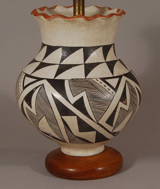 Many Potters From Pueblos Located Near Tourist Routes Made Items That They  Felt Would Appeal To