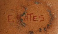Elmer Gates signature