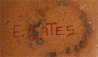 Elmer Gates signature