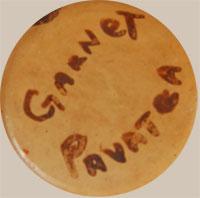 Garnet Pavatea signature