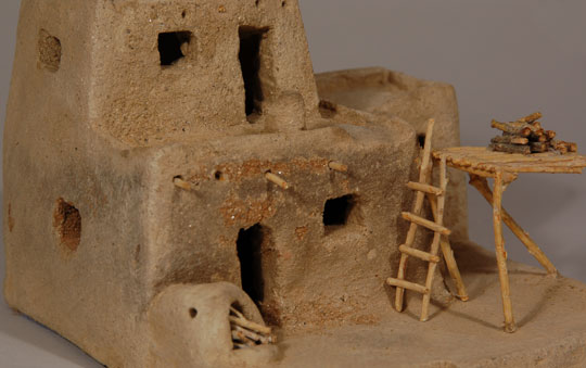 southwest indian pottery zia pueblo contemporary Hopi Indians Homes South West Pueblo Indian Homes