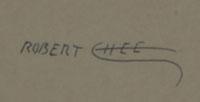 Robert Chee, Hashke-Yil-e-Cale signature