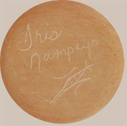 Iris Nampeyo signature
