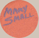 Signature of Mary Small (1940 - ) Kal-La-Tee