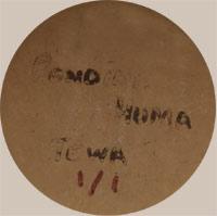 Rondina Huma | Hopi Pueblo | Southwest Indian Pottery | Contemporary | signature