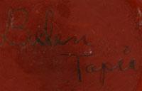 Belen Tapia signature