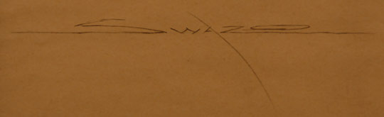 Patrick Swazo Hinds signature