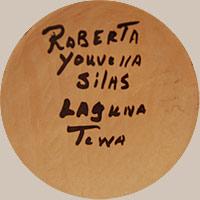Roberta Youvella Silas signature