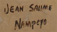 Jean Sahme Nampeyo signature