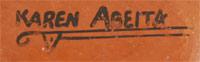Karen Lynne Abeita-Daw - signature