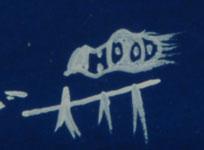 Rance Hood (b.1941 - ) Au Tup Ta Yellow Hair - signature