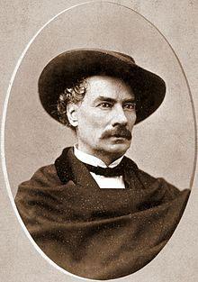 Author John C. Cremony. Image source: Wikipedia.