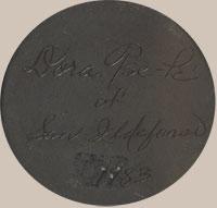 Dora Tse-Pé (1939-present) signature