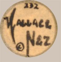 Wallace Nez (1972-present) signature