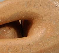 Ignacia Duran (1921 - 2011) signature