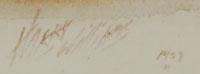 Signature of Harry Williams