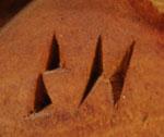 Brian Honyouti (1947-Present) signature