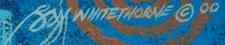 Baje Whitethorne, Sr. (1950-present) signature