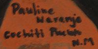 Pauline Naranjo (1969 - ) signature