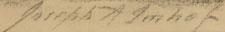 Joseph Imhof (1871-1955) signature