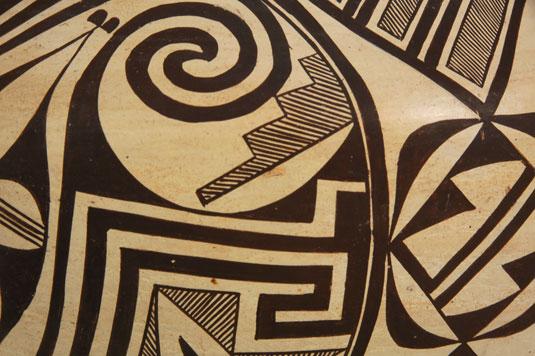 Southwest Indian Pottery C3785b Adobe Gallery Santa Fe