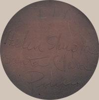 Helen Shupla (1928-1985) signature