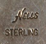 Albert Nells (1953- ) hallmark signature
