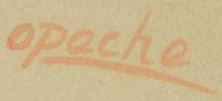 Artist Signature - Diane O'Leary (1935 – 2013) Opeche-Nah-Se