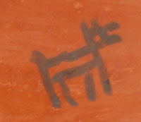 Hallmark Signature - Zella Cheeda (1901-1997) Antelope Woman