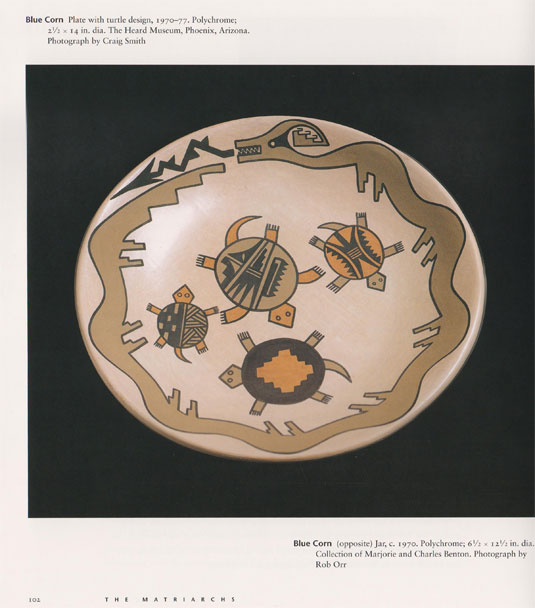Example image from this book page 102 - Pottery by American Indian Women: The Legacy of Generations