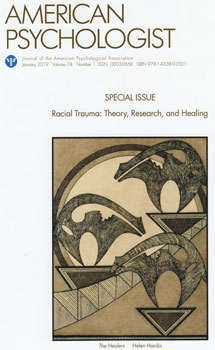 A copy of the American Psychologist journal is available with the purchase of the etching.  It has a one-page article about Helen Hardin and her etching The Healers (image shown on the cover).