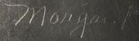 Artist Signature - Margaret Tafoya (1904 - 2001) Maria Margarita Tafoya - Corn Blossom