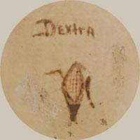 Dextra Quotskuyva Nampeyo (1928- ) signature