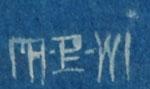 Artist Signature - Velino Shije Herrera (1902-1973) Ma Pe Wi (Oriole)