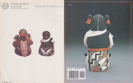 Showing first edition and newer edition back covers.