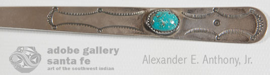 Close up view of the Turquoise
