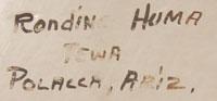 Rondina Huma (1947- ) signature