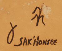 Jean Sahme Nampeyo (1948 – ) Sak'Honsee