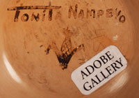 Tonita Hamilton Nampeyo (1934 - present) signature