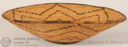 Alternate Side View of this basket.