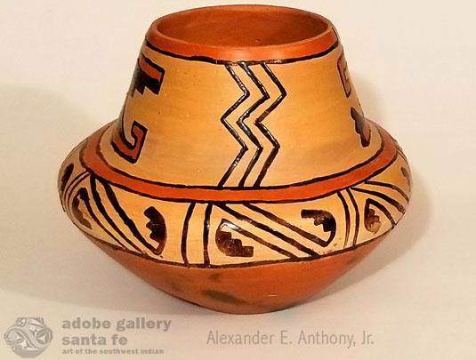 Alternate Side View of this Jar.
