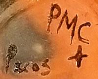 Persingula M. Casquito signature
