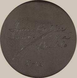 Toni Roller (1935- ) signature.