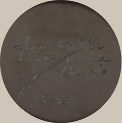 Toni Roller (1935- ) signature