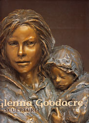 Glenna Goodacre, SCULPTURE by Glenna Goodacre.